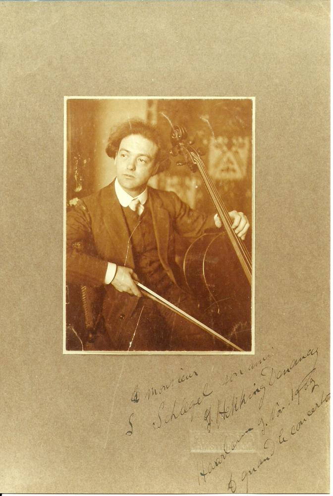 Gérard Hekking Denancy