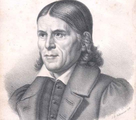 Friedrich Rückert (1788-1866)