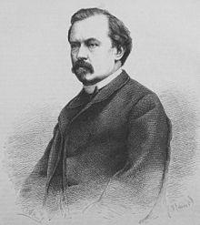 Alfred Meissner (1822-1885) in 1867