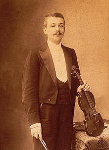 Henri Marteau (door Nadar)