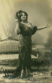 Maja de Strozzi (1912)